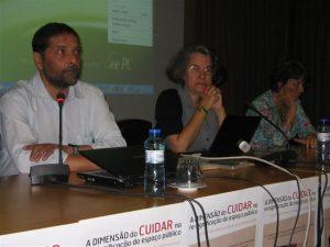 José Alberto Machado, Fernanda Henriques, Fátima Grácio