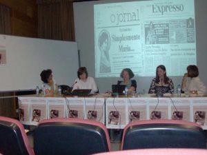 Fernanda Henriques, Maria Teresa Lopez de la Vieja