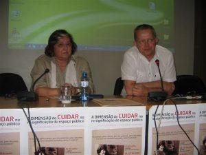 Irene Borges Duarte, Olivier Feron