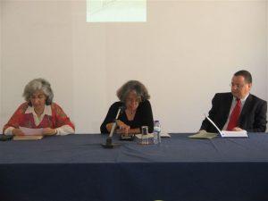 Teresa Toldy, Fernanda Henriques, Silvério Rocha e Cunha