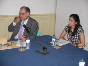 Adérito Gomes Barbosa, Idalina Sidoncha