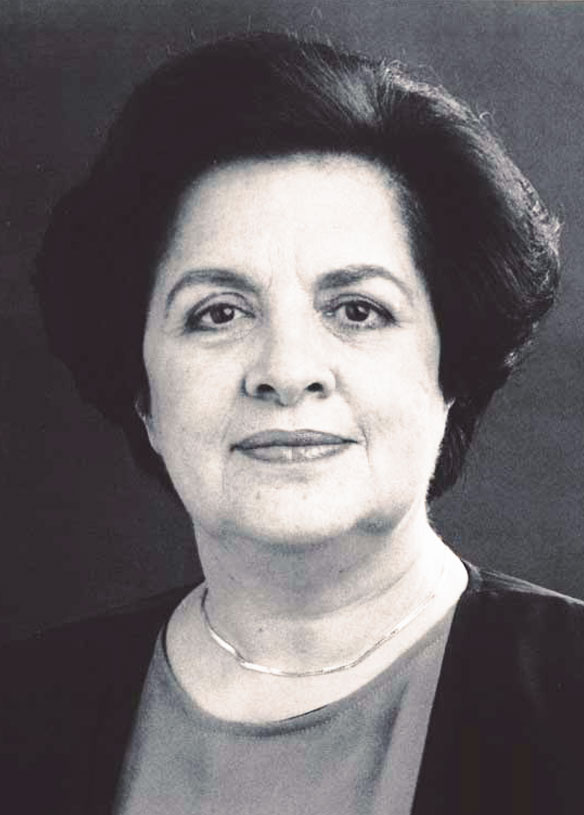 Engª Maria de Lourdes Pintasilgo (1930-2004)